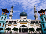 Great Mosque (Qingzhen Dasi), One of China's Largest Photographic Print by Krzysztof Dydynski