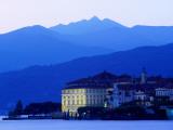Isola Bella on Lago Maggiore from Stresa Fotografie-Druck von Glenn Van Der Knijff