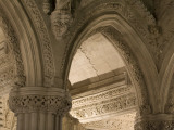 Rosslyn Chapel Interior Detai Photographic Print by Karl Blackwell