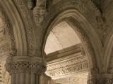 Rosslyn Chapel Interior Detai Lámina fotográfica por Karl Blackwell