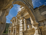 Library of Celsus at Ephesus Photographic Print by Izzet Keribar