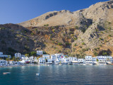 Loutro Village Photographic Print by Gareth McCormack