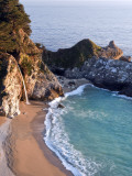 Mcway Fall in Julia Pfeiffer Burns State Park Photographic Print by Douglas Steakley