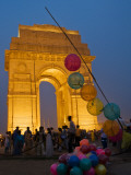 India Gate, Memorial to Indian Soldiers Who Fell in the Great War Reproduction photographique par Grant Dixon
