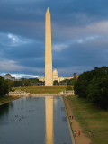 Capitol Building and Washington Monument Photographic Print by Jean-pierre Lescourret
