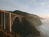 Bixby Bridge Fotografie-Druck von Douglas Steakley
