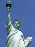 Estatua de la libertad Lámina fotográfica por Christopher Groenhout