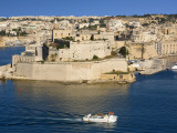 Fort St Angelo in Grand Harbour Photographic Print by Jean-pierre Lescourret