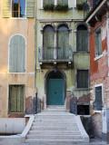 Old Building Entrance and Facades Fotografisk trykk av Christopher Groenhout