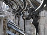 Duomo Architectural Detail Reproduction photographique par Sabrina Dalbesio