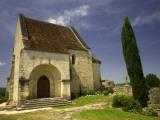 Church of St.Germain Fotografie-Druck von Barbara Van Zanten