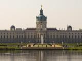 Charlottenburg Palace on River Spree, Charlottenburg Reproduction photographique par Mark Daffey