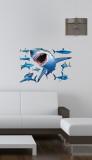 Tiburones Vinilo decorativo