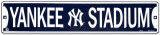 Yankee Stadium Tin Sign