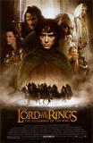 Le Seigneur des anneaux 1 : La Communauté de l'anneau Affiche originale