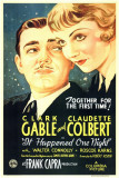 It Happened One Night Masterprint