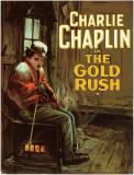 The Gold Rush Masterprint