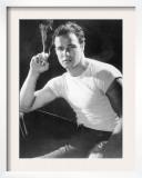 Marlon Brando, Portrait from a Streetcar Named Desire, 1951 Pôsteres