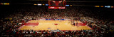 NBA Finals Bulls vs Suns, Chicago Stadium Decalcomania da muro di Panoramic Images,