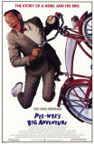 Pee wee's Big Adventure Masterprint