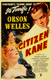 Citizen Kane Masterprint