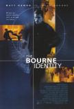 The Bourne Identity Stampa master