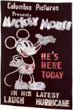 Mickey Mouse Affiche originale