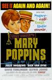 メリー・ポピンズ(1964年) マスタープリント