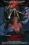 A Nightmare on Elm Street Masterprint