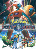 Pokemon: Destiny Deoxys Affiche originale