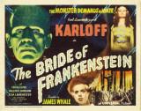 La fiancée de Frankenstein Affiche originale