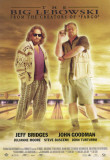 The Big Lebowski - Bande originale Affiche originale