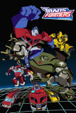 Transformers: Animated Masterprint