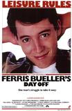 フェリスはある朝突然に(1986年) マスタープリント