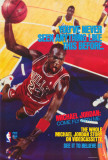 Michael Jordan: Come Fly with Me Stampa master