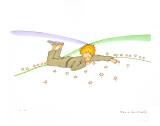 The Little Prince Dreaming (Le Reve) Limitierte Auflage von Antoine de Saint-Exupéry