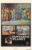 La planète sauvage Affiche originale