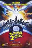 Pokemon the Movie 2000: The Power of One Masterprint
