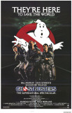 Ghostbusters Stampa master