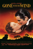 Filmposter Gejaagd door de wind, Gone With The Wind, 1939 Masterprint