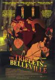 The Triplets of Belleville Masterprint