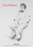 Artcurial Samlertryk af David Hockney