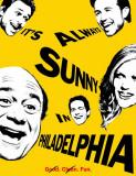 C'è sempre il sole a Philadelphia Stampa master