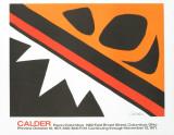 La Grenouille et la Scie (small) Reproduction pour collectionneur par Alexander Calder