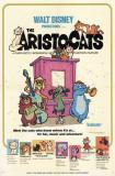 The Aristocats Lámina maestra