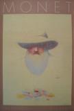 Homage a Monet Samlertryk af Milton Glaser