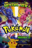 Pokemon: The First Movie Affiche originale