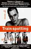Trainspotting / Ferrovipathes Affiche originale
