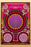Propaganda-Purple Affiches