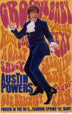 Austin Powers: International Man of Mystery Masterprint